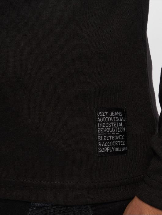 VSCT Clubwear Pullover Tube Collar schwarz