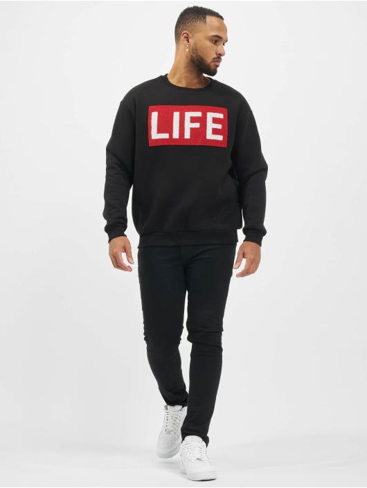 VSCT Clubwear Pullover Life schwarz