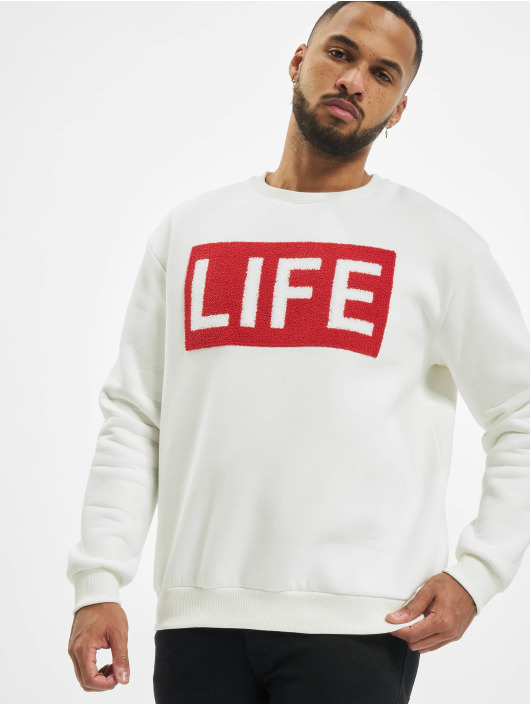 VSCT Clubwear Pullover Life weiß