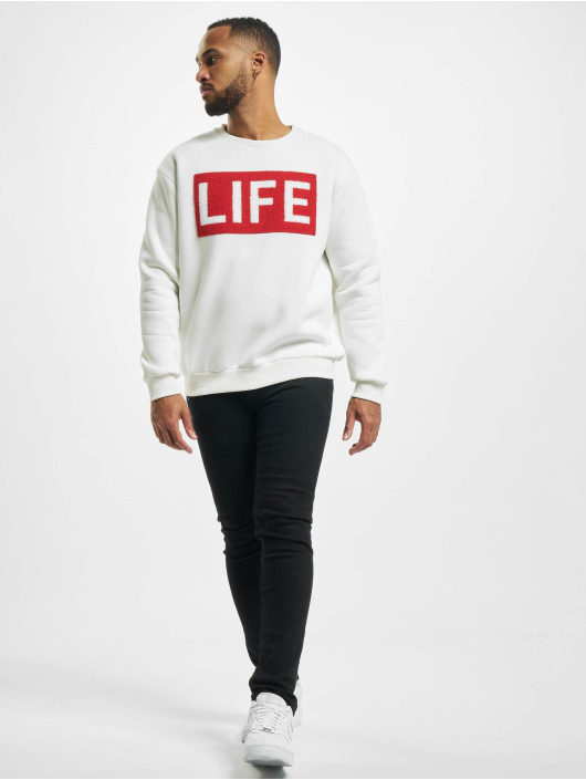 VSCT Clubwear Pullover Life white