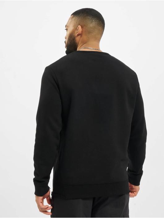 VSCT Clubwear Pulóvre Roses & Tape èierna