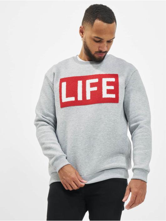VSCT Clubwear Pulóvre Life šedá