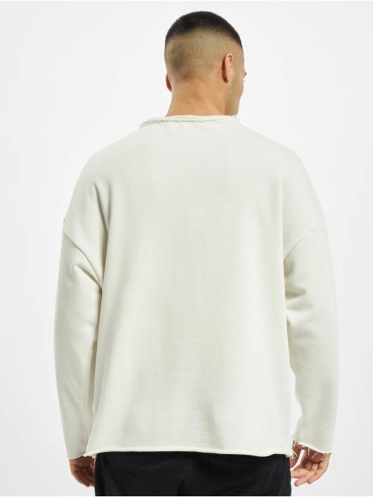 VSCT Clubwear Pulóvre F*ck biela