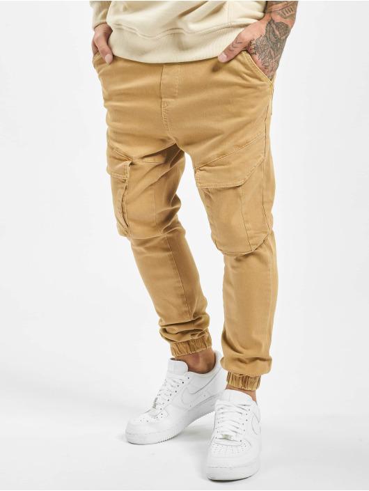 VSCT Clubwear Reisitaskuhousut Noah Cargo Cuffed beige