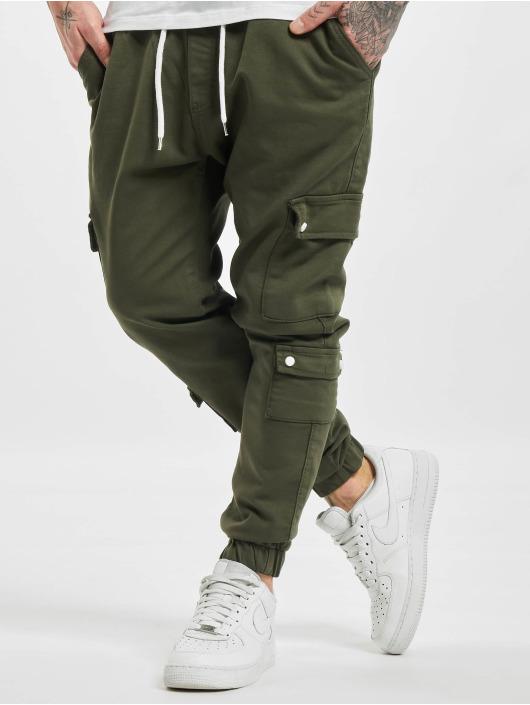 VSCT Clubwear Reisitaskuhousut Nexus khakiruskea