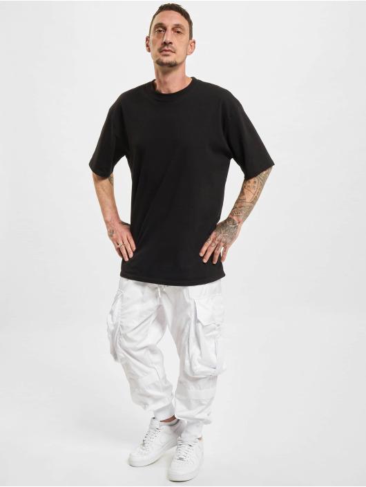VSCT Clubwear Reisitaskuhousut Jupiter Cargo valkoinen