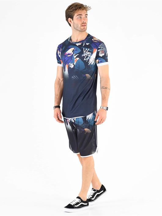 VSCT Clubwear Short Tropic Bird noir