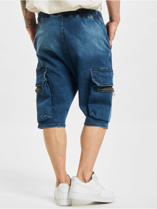 VSCT Clubwear Shorts Logan Denim blå