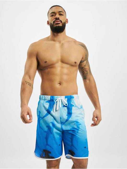 VSCT Clubwear shorts Hammer Shark blauw