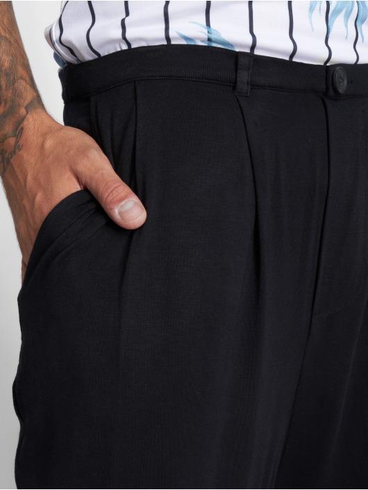 VSCT Clubwear Shorts Lowcrotch Jersey Soft schwarz