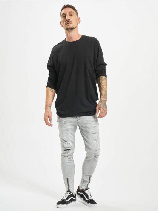 VSCT Clubwear Skinny Jeans Keanu šedá