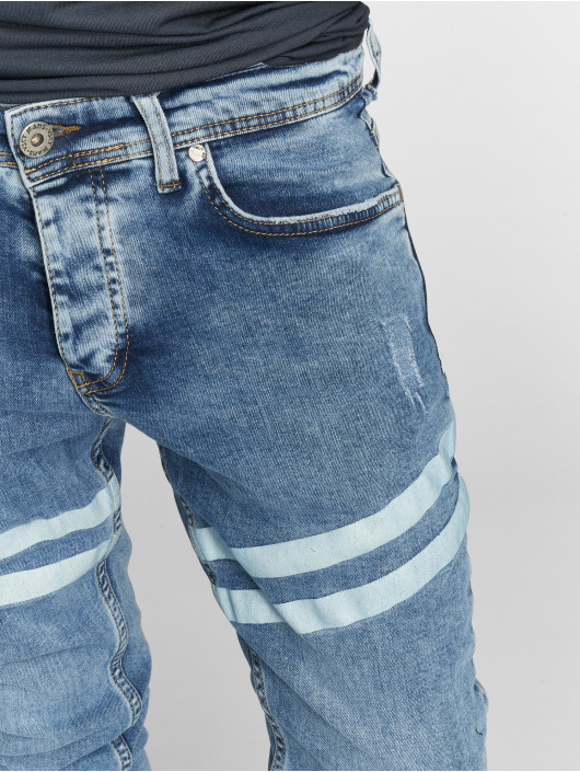 VSCT Clubwear Skinny Jeans Nick Athletic Musclefit blau