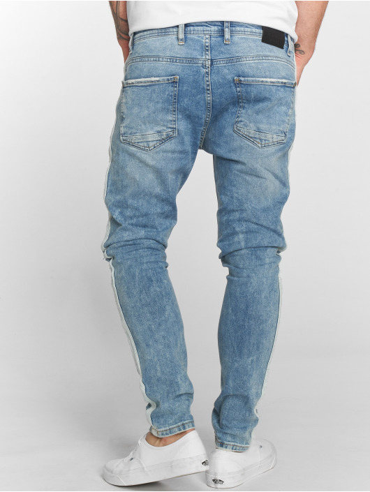 VSCT Clubwear Skinny Jeans Knox Slim Track blau