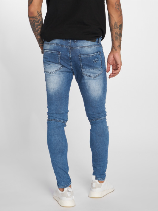 VSCT Clubwear Skinny Jeans Liam blue
