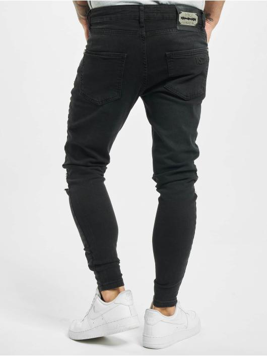 VSCT Clubwear Skinny Jeans Keanu czarny