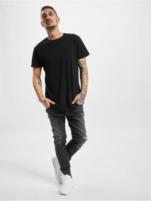 VSCT Clubwear Skinny Jeans Knox czarny