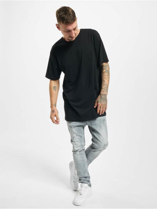 VSCT Clubwear Skinny Jeans Keanu Lowcrotch grau