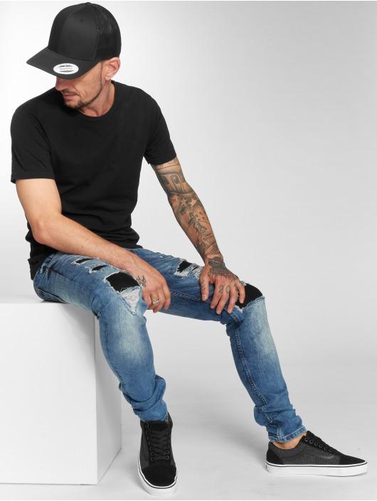 VSCT Clubwear Skinny Jeans Hank Customized niebieski
