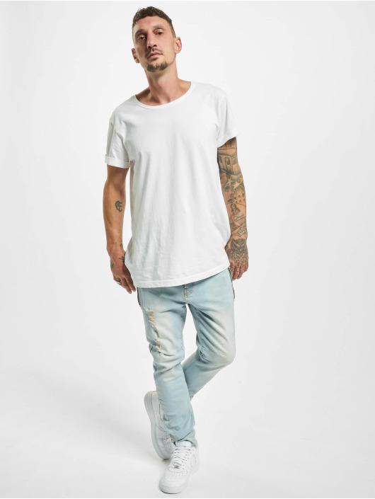 VSCT Clubwear Skinny Jeans Thor Slim 7 Pocket niebieski