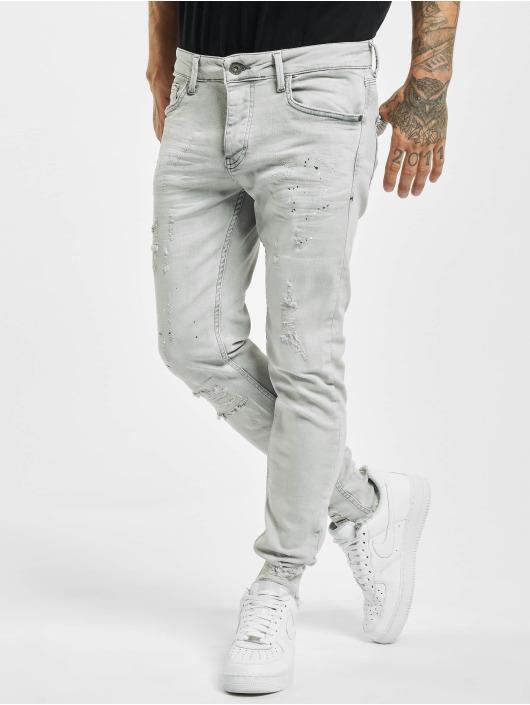 VSCT Clubwear Slim Fit -farkut Thor harmaa