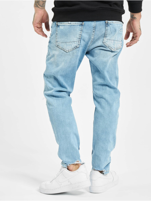 VSCT Clubwear Slim Fit -farkut Keanu sininen