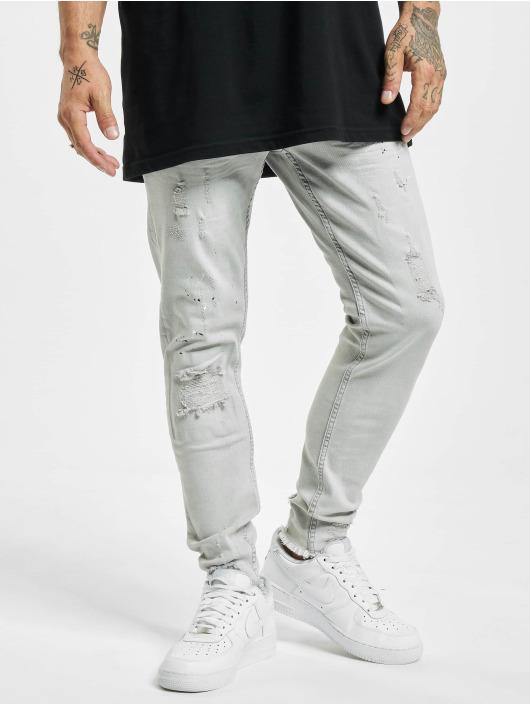VSCT Clubwear Slim Fit Jeans Thor серый