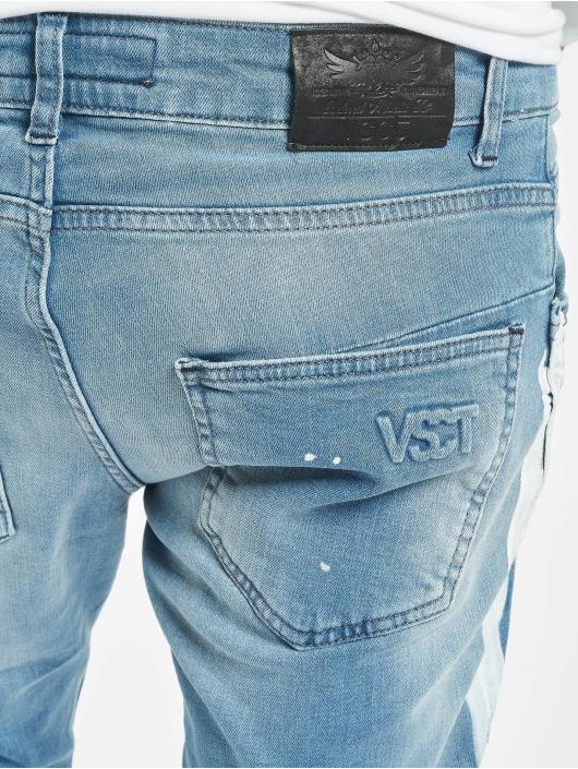 VSCT Clubwear Slim Fit Jeans Thor Stripe Track Denim blau