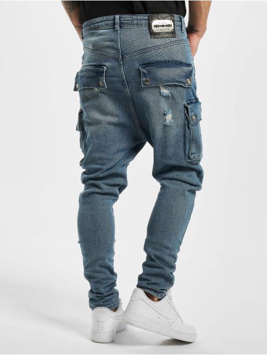 VSCT Clubwear Slim Fit Jeans Cargo Spencer New Gen 2 Low blau