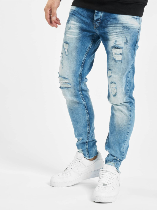 VSCT Clubwear Slim Fit Jeans Thor blauw