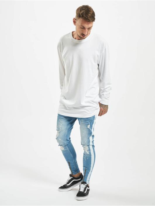 VSCT Clubwear Slim Fit Jeans Thor Stripe Track Denim blue