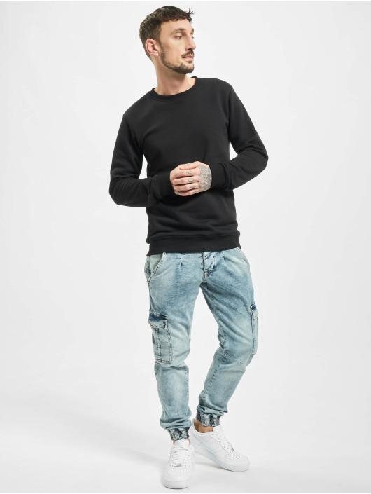 VSCT Clubwear Slim Fit Jeans Noah Snowwash blue