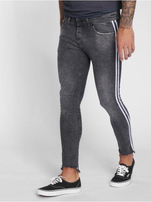 VSCT Clubwear Slim Fit Jeans Knox Slim Track grau