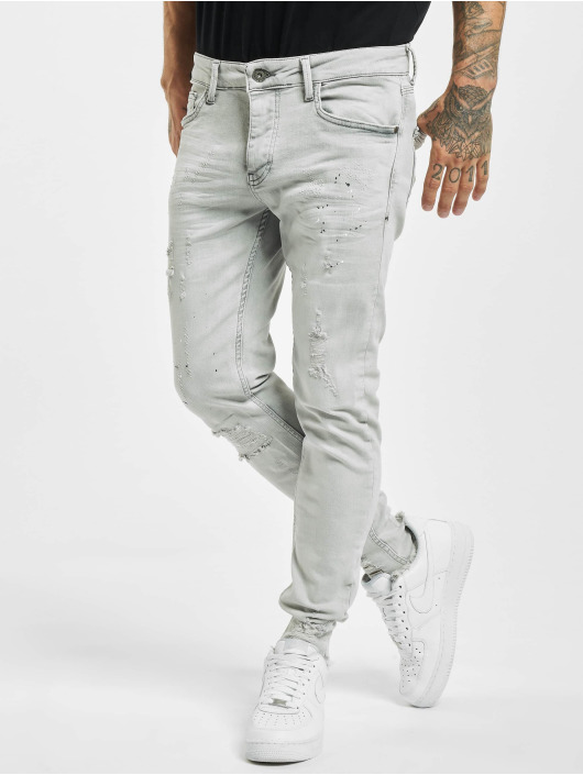 VSCT Clubwear Slim Fit Jeans Thor grigio