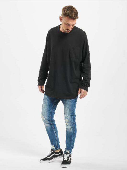 VSCT Clubwear Slim Fit Jeans Thor Heavy modrá