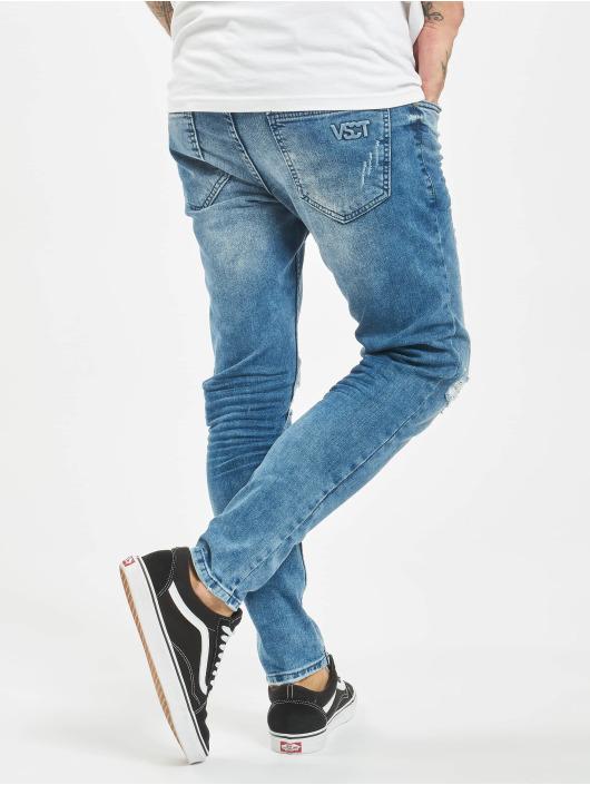 VSCT Clubwear Slim Fit Jeans Knox modrá