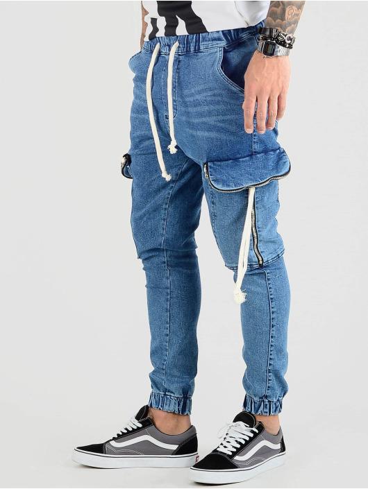 VSCT Clubwear Slim Fit Jeans Noah modrá