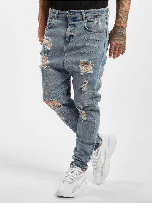 VSCT Clubwear Slim Fit Jeans Spencer New Gen 2 Low modrá