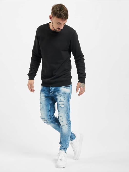 VSCT Clubwear Slim Fit Jeans Thor modrý