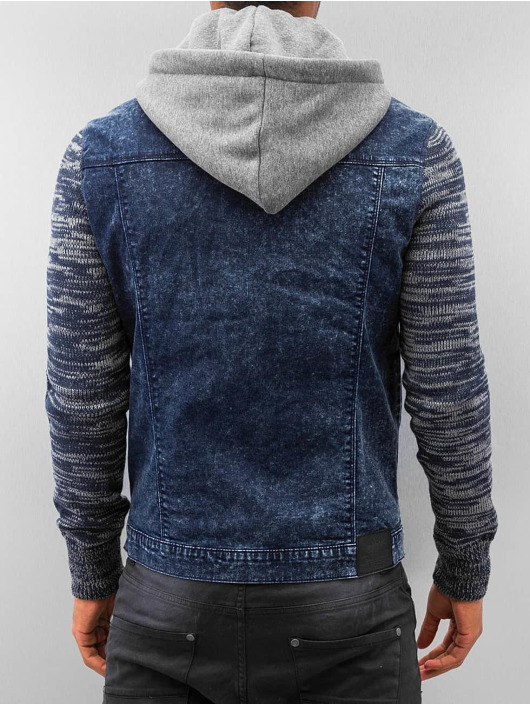 VSCT Clubwear Spijkerjasjes Hybrid Denim blauw