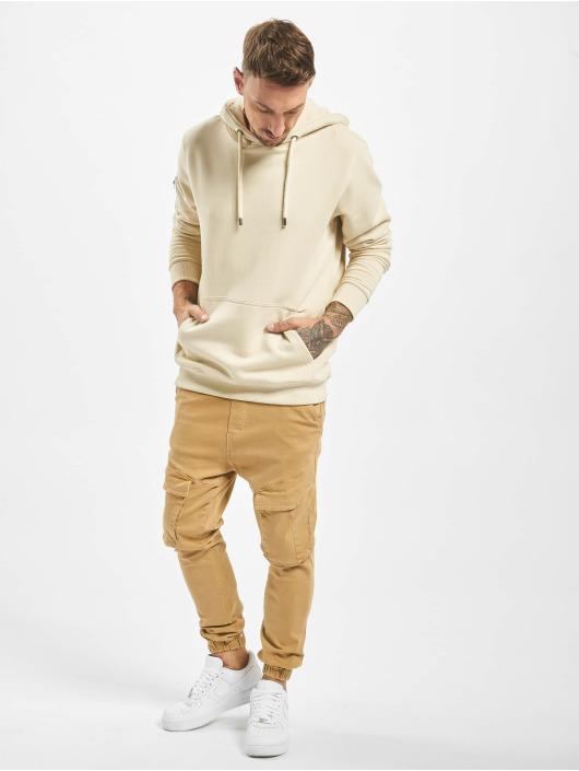 VSCT Clubwear Spodnie Chino/Cargo Noah Cargo Cuffed bezowy