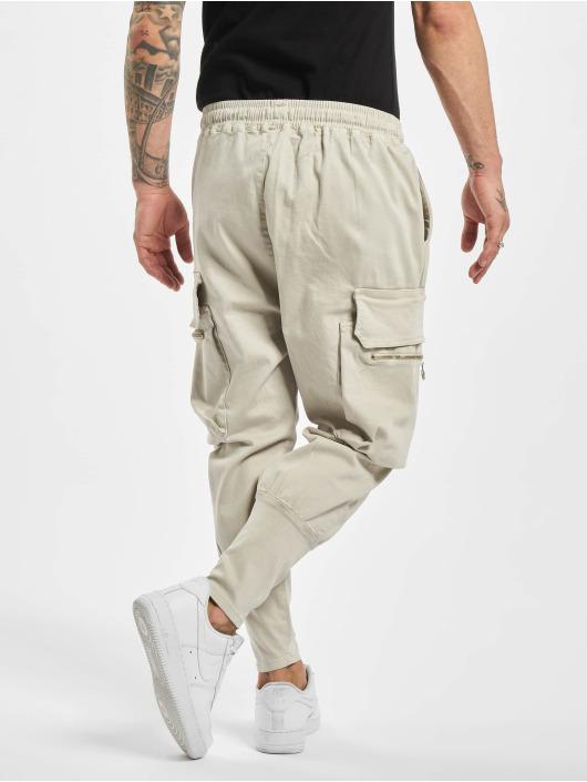 VSCT Clubwear Spodnie Chino/Cargo Logan bezowy
