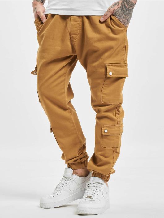 VSCT Clubwear Spodnie Chino/Cargo Nexus bezowy