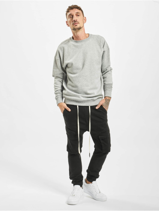 VSCT Clubwear Spodnie Chino/Cargo Noah Cargo Cuffed czarny