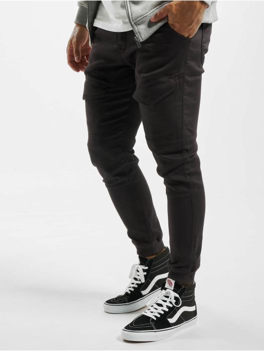 VSCT Clubwear Spodnie Chino/Cargo Noah Parachtuer Cargo FP czarny