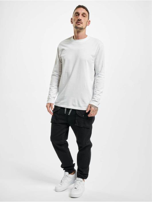 VSCT Clubwear Spodnie Chino/Cargo Norman czarny
