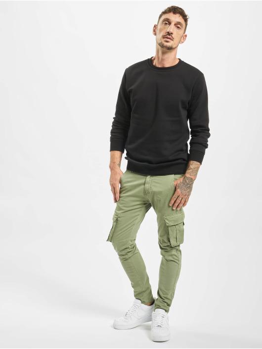 VSCT Clubwear Spodnie Chino/Cargo Thor khaki
