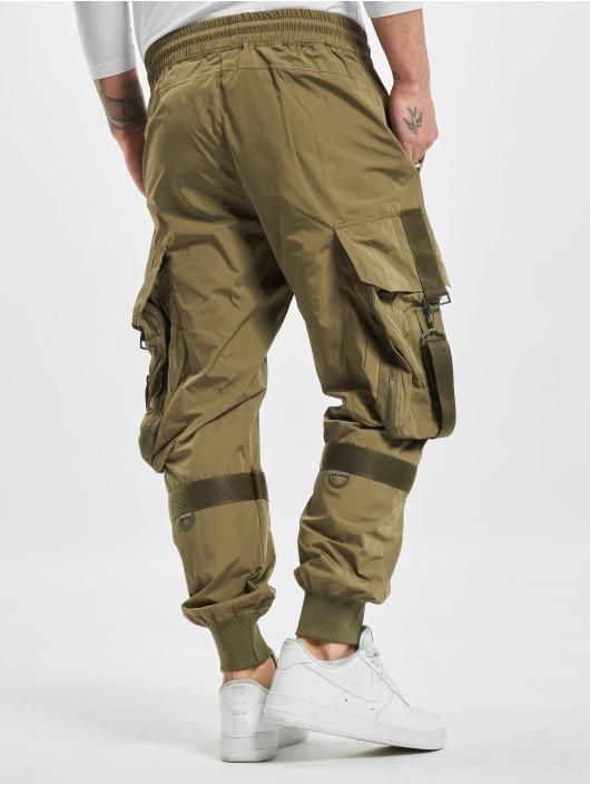 VSCT Clubwear Spodnie Chino/Cargo Jupiter Baggy khaki