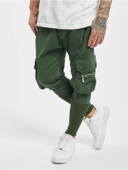 VSCT Clubwear Spodnie Chino/Cargo Future 2nd Gen khaki