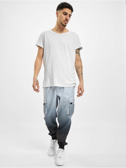VSCT Clubwear Spodnie Chino/Cargo Graded Noah Cargo niebieski
