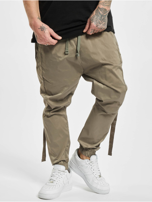 VSCT Clubwear Spodnie Chino/Cargo Spencer 3rd Gen oliwkowy